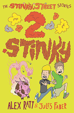 Stinky Street Stories cover